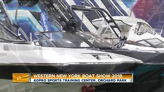 Western New York Boat Show 2018 - Video