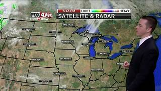 Dustin's Forecast 10-18 - Video