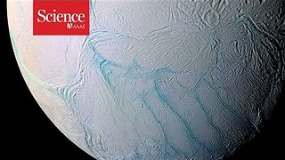Hydrogen found in plumes on Saturn's moon Enceladus - Video