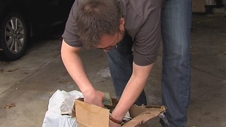 Akron man gets stolen family heirlooms back - Video