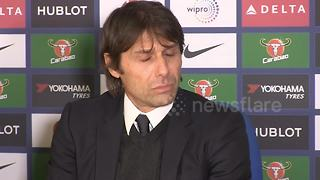 Conte 'wants end' to Mourinho feud - Video