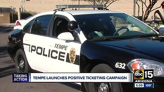 Tempe police launch new ticketing campaign