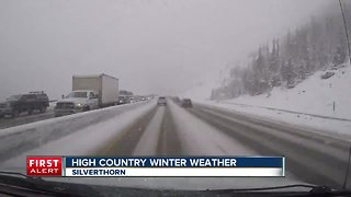 Colorado mountains expected to get more than a foot of snow this holiday weekend