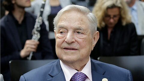 George Soros thinks Trump and Facebook are working together