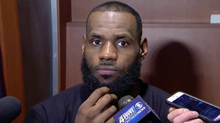 LeBron James ANGRY at Cavs...Leaving Soon? - Video