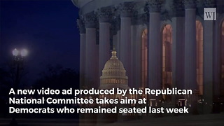 New RNC Ad Asks, 'Democrats: What Do You Stand For?' - Video