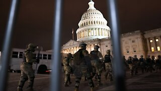 National Guard Was On Traffic Duty In D.C.