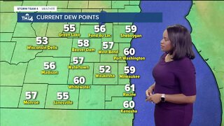 Mostly clear tonight, cooler air moves in Tuesday