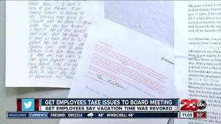 GET Bus employees voice issues - Video