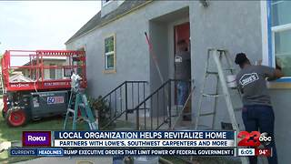 Rebuilding Together helps family in need