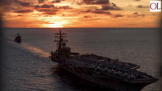 Us Naval Exercises A Warning To North Korea - Video