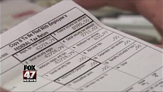 New twist on old tax scam - Video