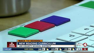 Lee County School District rolls out new reading curriculum - Video