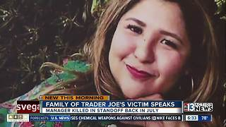 Family of Trader Joe's victim speaks out - Video