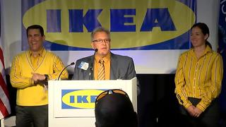 IKEA Oak Creek breaks ground for a Sum mer of 2018 Opening - Video