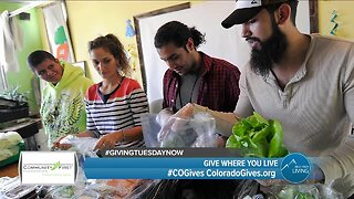 Giving Tuesday Now // Community First Foundation // ColoradoGives.org