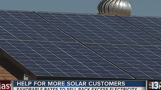 Rooftop solar expected to make modest comeback in northern Nevada - Video