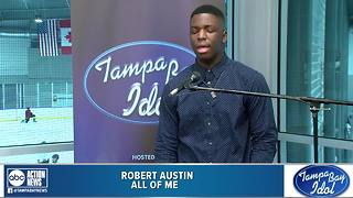 Tampa Bay Idol Audition: Robert Austin - Video