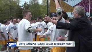 Canisius punches ticket to NCAA DI mens lacrosse tournament - Video