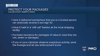 Protecting your holiday deliveries and Black Friday scams
