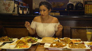 Explore the Delicious Cultural Food Fusion of Chinese Latino Cuisine Found in Nyc - Video