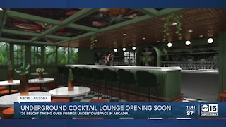 First look: 36 Below martini lounge coming soon to Sip Coffee & Beer