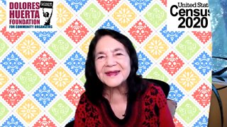23ABC Interview: Delores Huerta