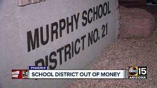 Phoenix school district may be running out of money - Video