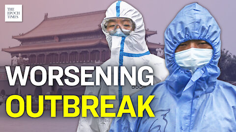Coronavirus Outbreak Continues to Worsen in Northern China   Epoch News   China Insider