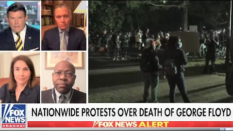 Black WSJ reporter: Media overhypes black deaths by white cops; that's not the reality