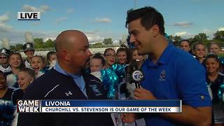 Churchill vs. Livonia Stevenson is our Game of the Week - Video