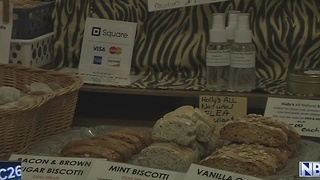Winter Farmers Market Begins - Video