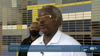 Shootings of 2 officers Thursday takes emotional toll on KCPD
