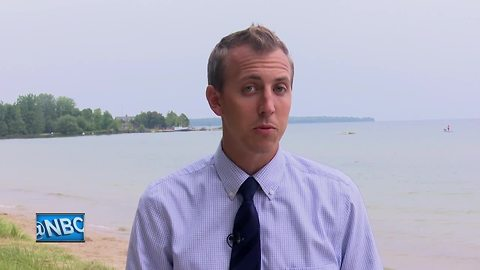 Chicago man drowns after swimming in Sand Bay Park
