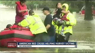 Red Cross Wisconsin CEO: 'Disaster relief efforts will be bigger than Katrina'
