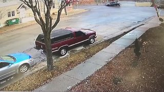 MCTS driver hit by reckless driver
