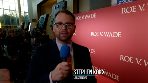 'Roe v. Wade' movie world premiere red carpet at CPAC 2021