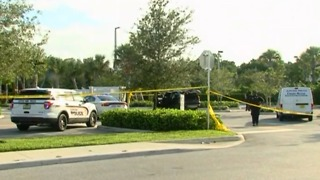 Suspect in custody after shooting and crash in Jupiter - Video