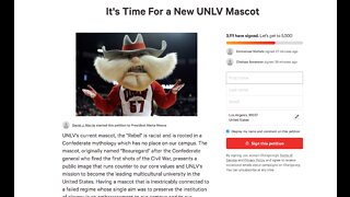 Petition to change UNLV mascot gains traction