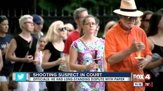 Paying tribute to the victims of the Capital Gazette shooting - Video