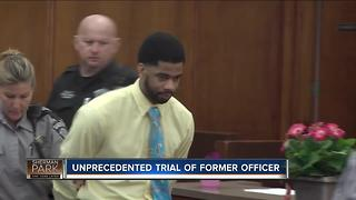 The defense of ex-MPD officer Dominique Heaggan-Brown - Video