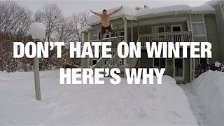 Don't Hate on Wonderful Winter - Video