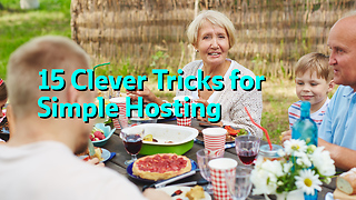 15 Clever Tricks for  Simple Hosting - Video