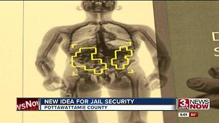 Sheriff wants inmate body scanner - Video