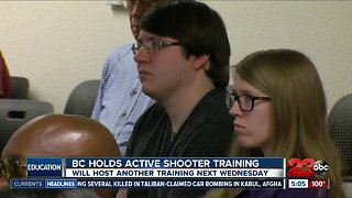 Bakersfield College holds active shooter training session on campus