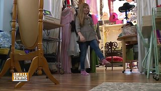 Small Towns: Mayville's Vintage Clothing Shop