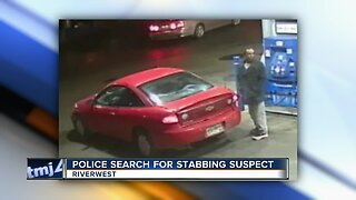 Police continue to search for a Riverwest stabbing suspect