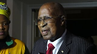 SOUTH AFRICA - Cape Town - Andrew Mlangeni's election message (Video) (ApD)