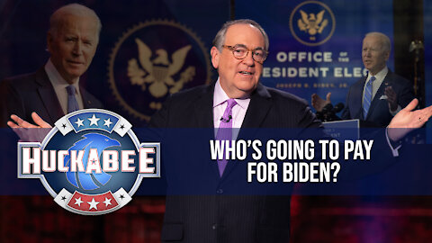 Who's Going To PAY For Biden's Decisions? | Huckabee