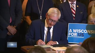 Evers signs Wisconsin budget with 78 partial vetoes